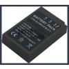 Olympus E-PM1 7.2V 1800mAh utángyártott Lithium-Ion kamera/fényképezőgép akku/akkumulátor