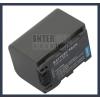 Sony DCR-HC40E 7.2V 1250mAh utángyártott Lithium-Ion kamera/fényképezőgép akku/akkumulátor