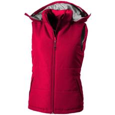 US BASIC , Hastings női mellény, piros - M (Kifutó termék, már csak 1db készleten)