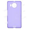 Szilikon védõ tok / hátlap - FLEXI - LILA - MICROSOFT Lumia 950 XL / MICROSOFT Lumia 950 XL Dual SIM