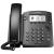 Polycom VVX 300 6lines LCD Wired handset Black 2200-46135-025