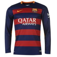 Fc Barcelona hazai hosszú ujjú gyerek mez + nadrág 2015/2016 női edző felszerelés