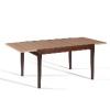 Stilla - Verrino Asztal S031.01 1200/1800x900x750mm Álgbükk-P. Bükk
