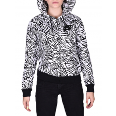 Nike Rally Printed Full-Zip Pulóver (726045_0010)