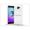 Haffner Samsung A510F Galaxy A5 (2016) szilikon hátlap - Jelly Bright 0,3 mm - fehér