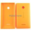 Microsoft Lumia 532/532 DS akkufedél, narancssárga