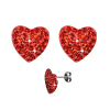 BALCANO Multi Cristalli fülbevaló (ES915)