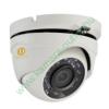 DigiCam DPTD-4011 DIGICAM PREMIUM HD-TVI Kültéri IR dóm kamera, 2.0MP, 1080p/25fps felbontás, 2.8mm (103.5°),  max. 20m IR táv, SMART IR