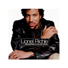 The Commodores & Lionel Richie The Definitive Collection CD egyéb zene