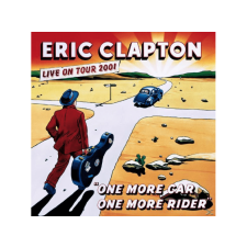 Eric Clapton One More Car, One More Rider - Live On Tour 2001 CD egyéb zene