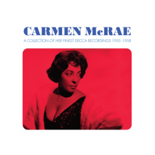 Carmen McRae Her Finest Decca Recordings 1955-1958 CD egyéb zene