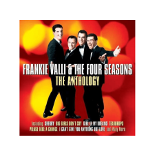 Frankie & 4 Season Valli The Anthology 56-62 CD egyéb zene