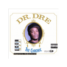 Dr. Dre The Chronic CD egyéb zene