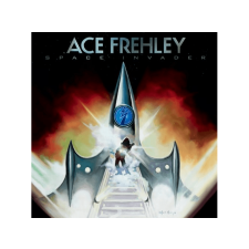 Ace Frehley Space Invader (Limited Digipak) CD egyéb zene