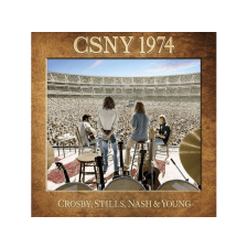 Crosby, Stills, Nash & Young CSNY 1974 CD egyéb zene