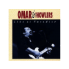 Omar, The Howlers Live at Paradiso CD