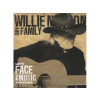 Willie & Family Nelson Let's Face The Music And Dance LP