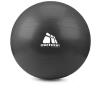Meteor Fitnesz labda pumpával 75cm fekete