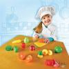 Learning Resources Szeletelhető zöldségek és gyümölcsök