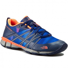 The North Face Félcipő THE NORTH FACE - Litewave Ampere T0CXU1GSL-050 Patriot Blue Print/Tropical Coral