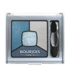 Bourjois Smoky Stories 11 E-blue-issant szemhéjfesték, 3.2 g (3052503901114)