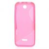Nokia 225, TPU szilikon tok, S-Line, pink