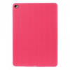 Apple iPad Air 2, TPU szilikon tok, lyukacsos minta, magenta