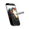 Samsung Galaxy S6 SM-G920, Kijelzővédő fólia, ütésálló fólia, Tempered Glass (edzett üveg), Clear