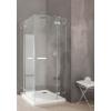 Radaway Euphoria KDD aszimmetrikus zuhanykabin 90x80