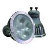 Conlight 5W GU10 WW LED égő 60°