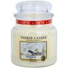 Yankee Candle Vanilla illatos gyertya  411 g + minden rendeléshez ajándék.