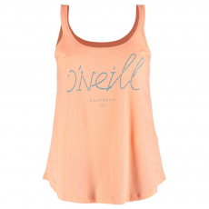O'Neill LW LOGO TANK TOP T-shirt,top D (O-606940-o_3073-Papaya Punch)