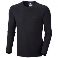 Columbia Zero Rules Long Sleeve Shirt Sport póló,aláöltöző D (1533282-o_010-Black)