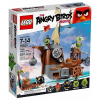 LEGO 75825 - LEGO The Angry Birds Movie - Malac kalózhajó