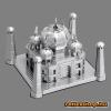 Fascinations Metal Earth ICONX Taj Mahal