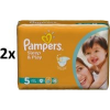Pampers Sleep&Play Economy 5 Junior Pelenka, 84 db