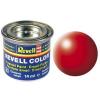 Revell email Szín - 32.332: selymes vörös fény (világító piros selyem)
