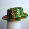 Casallia Karnevál Hat zöld-sárga