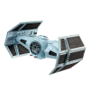 Revell Műanyag ModelKit SW 03602 - dath Vader TIE Fighter (1: 121)