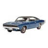 Revell Műanyag auto ModelKit 07188 - 1968 Dodge Charger R / T (01:25)