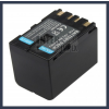 JVC GR-DVL210 7.2V 3400mAh utángyártott Lithium-Ion kamera/fényképezőgép akku/akkumulátor