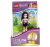 LEGO LGL-KE22E-LEGO Kulcstartó-Emma világító kulcstartó kulcstartó