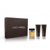 Dolce & Gabbana The One for Men Gift Set (EDT 100ml+Tusfürdõ 50ml+After Shave balzsam 50ml ) férfi