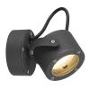 Schrack Technik LI231515  Sitra 360 WL fali lámpatest, antracit, GX53, max. 9W
