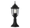 Lucide 11834/01/30 Outdoor lighting socle H47cm E27/60W Black kültéri világítás