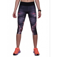 Adidas PERFORMANCE WO SEAS 3/4 TIG FITNESS CAPRI