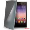 CELLY Huawei P8 Lite szilikon hátlap,Fekete