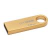 """Kingston Pendrive, 16GB, USB 2.0, 10/5MB/sec, KINGSTON """"DT SE9"""" ezüst"""
