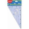 "MAPED Háromszög vonalzó, műanyag, 60°, 26 cm, MAPED ""Graphic"""