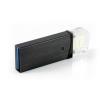 """Goodram Pendrive, 16GB, USB 3.0+microUSB adapter, 110/10 MB/sec, GOODRAM """"TWIN"""""""